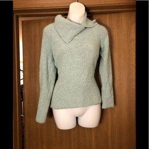 JH Collectibles Mint Green Sweater - Woman's